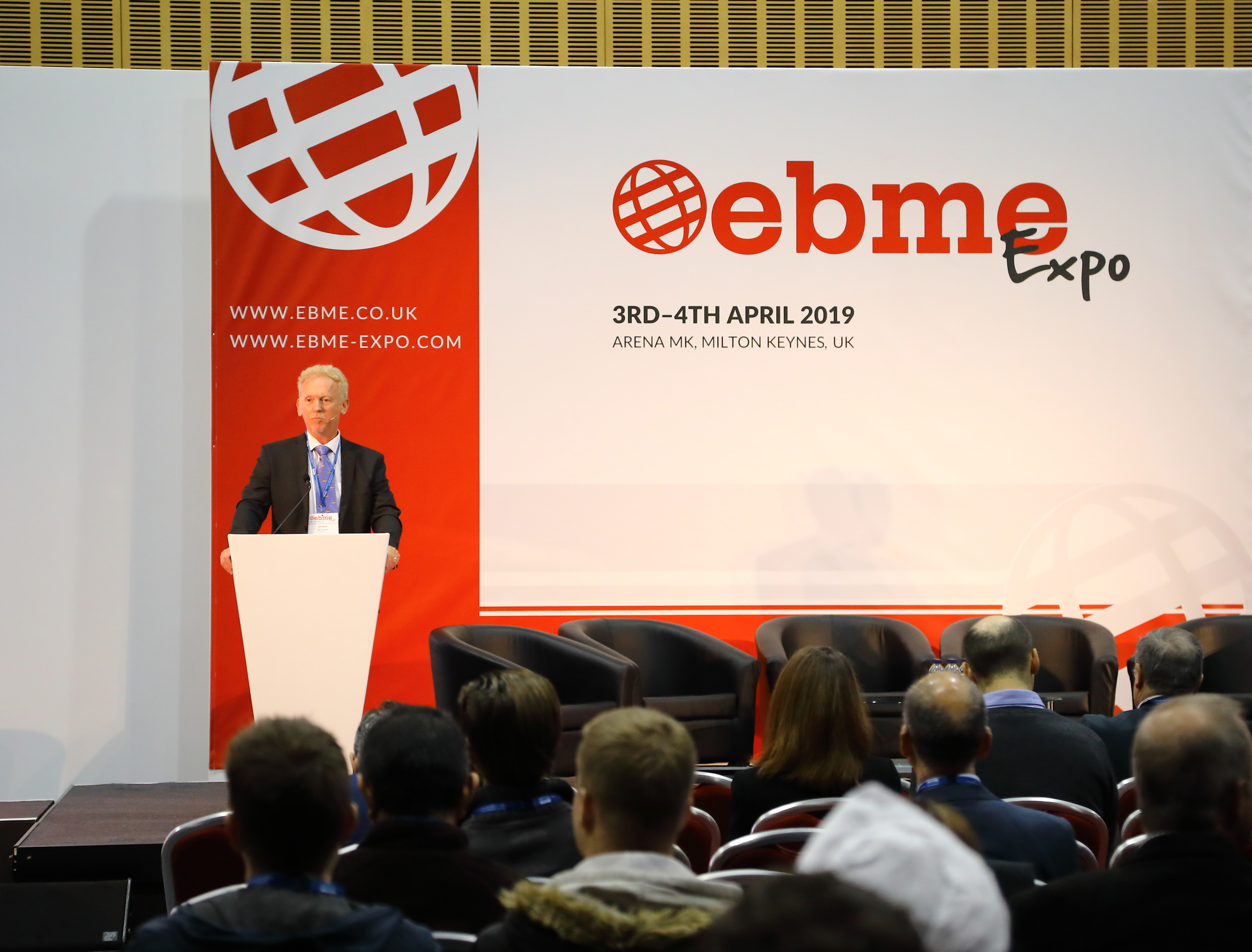 About the Organisers | EBME Expo